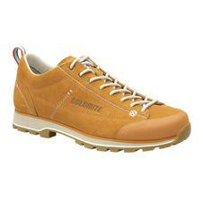Turistická obuv Dolomite Cinquantaquattro Low W - curry yellow/ canapa beige