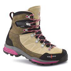 Turistická obuv Kayland Titan Rock WS GTX - beige