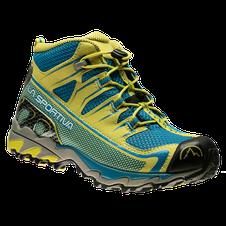 Turistická obuv La Sportiva Falkon GTX - blue/sulphur