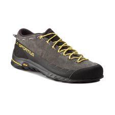 Turistická obuv La Sportiva TX2 Leather - carbon/yellow
