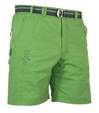 Krátke nohavice Warmpeace Corsar Shorts - grass