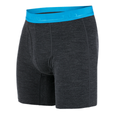Termoprádlo Zajo Bjorn Merino Shorts - black