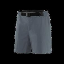 Krátké kalhoty Zajo Fiss Shorts - sivá