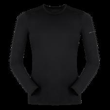 Termoprádlo Zajo Litio T-shirt LS - black