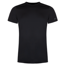 Termoprádlo Zajo Litio T-shirt SS - black