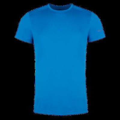 Termoprádlo Zajo Litio T-shirt SS - ibiza blue
