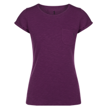 Zajo Mari W T-shirt SS - fialová