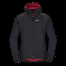 Pánská bunda Primaloft Zajo Narvik Jkt černá