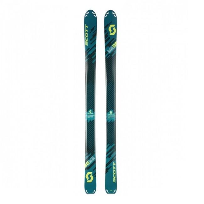 Skialpinistické lyže Scott Superguide 95 17 18  111e2683c7f