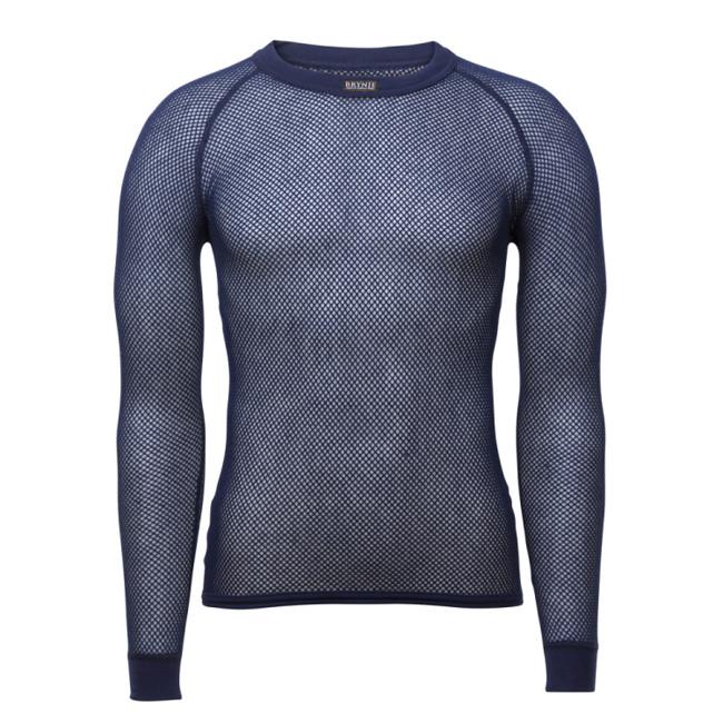 Termoprádlo Brynje Super Thermo Shirt - navy  1c93760359