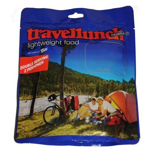 Travellunch Cestoviny so syrovou omáčkou - dvojitá porcia