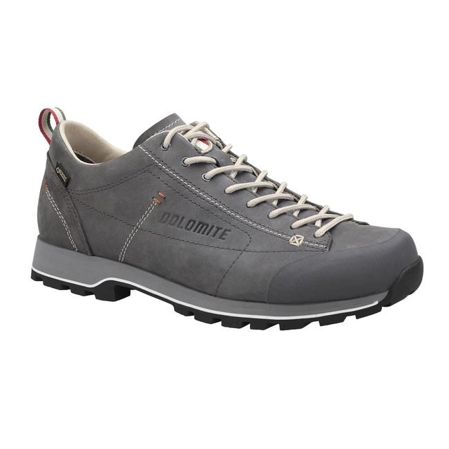 Turistická obuv Dolomite Cinquantaquattro Low FG GTX - gunmetal grey ... 1ae2362259